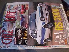 $$l Revue Gazoline N°88 Ford Escort RS 2000  Opel Manta  Peugeot 172 BS  Simca