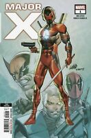 Major X #1 Marvel Comic 2019 3rd Print unread NM