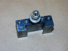 Aloris Axa 1 Boring Turning Facing Tool Post Holder Quick Change Usa Axa1 Axa 1