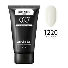 polygel acrylic gel cco sehr gute Qualität 1st 60g weiss