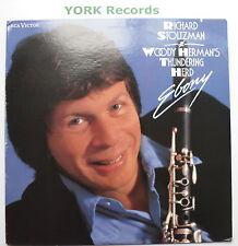 Richard Stoltzman & WOODY HERMAN'S TONNERRE Troupeau-ébène-EX ARNAQUE LP record