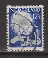 Roltanding 101 gestempeld used NVPH Netherlands Nederland Pays Bas syncopated