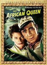 The African Queen (Commemorative Box Set), Good Dvd, Peter Bull,Peter Swanwick,G