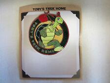Disneyland Disney 2001 Disneyana Family Reunion Pin #5 Toby's Trek Home Signed