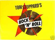 ROCK AND ROLL BROADWAY SOUVENIR MAGNET - TOM STOPPARD