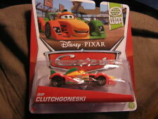 DISNEY PIXAR CARS 2 WORLD GRAND PRIX SERIES RIP CLUTCHGONESKI