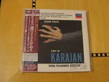 Strauss - Also Sprach + Don Juan - Karajan - SHM-SACD Super Audio CD Japan SACD