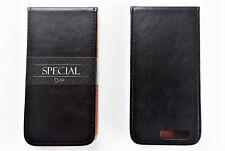 Handytasche echt Leder Flip Case Huawei P10 plus Ledertasche hülle Etui