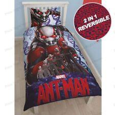 Parures et housses de couette Marvel en polyester pour chambre à coucher