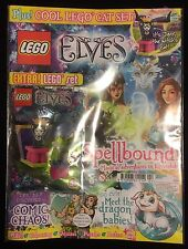 Rare Lego Elves All 6 Magazine Issues #1,2,3,4,5 & 6 Unread MIB With 7 Toys!