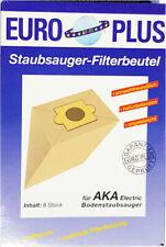8 Staubsaugerbeutel AKA 1501 passend für AKA Elektrik BSS..., Kalorik....