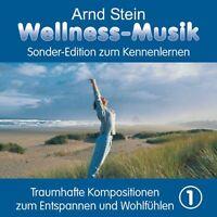 Arnd Stein Wellness-Musik Sonderedition Vol.1 CD Neu