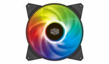 Cooler Master MasterFan MF140R ARGB 140 mm PWM Case fan, 90 CFM, jusqu'à 1500 tr/min