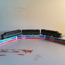 Model Power READING RAIL ROAD ABA Diesel Locomotives<+++>Original Boxes<+++>