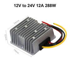 12V to 24V 12A 288W DC Converter Step Up Booster Power Supply Voltage Regulator