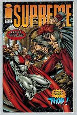 Supreme #21 1994 (C6025) Image Comics vs. Thor