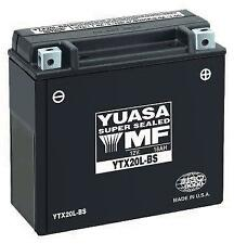 Yuasa - YUAM62X4B - Maintenance Free Battery, YTX4L-BS