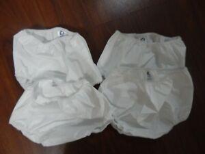 Gerber Plastic Pants 4 Pairs