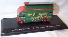 car Circus THE GREATEST SHOW ON EARTH ATLAS - Harrington Box Van West England