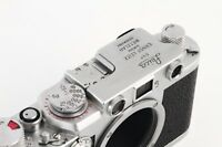 """Very Rare"" Leica IIIF RD Rangefinder camera ""No Serial"". From JAPAN."