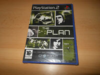 THE PLAN NEW SEALED PS2 PLAYSTATION 2 pal version