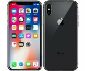 Apple iPhone X -256GB GSM Unlocked In Excellent Condition Free Shipping
