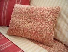 NEW Custom Ralph Lauren San Luca Scroll Accent Pillow 1 Button