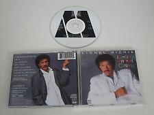 LIONEL RICHIE/DANCING ON THE CEILING(MOTOWN 530 024-2) CD ALBUM