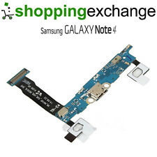 For Samsung Galaxy Note 4 SM-N910F Micro USB Charging Port Flex Cable Connector