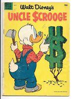 Walt Disney's Uncle Scrooge #9 (March 1955, Dell Publishings)
