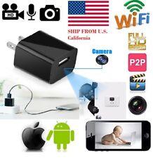 2017 WiFi 1080P HD Spy DVR Hidden Camera Video Recorder Camouflage USB Adapter