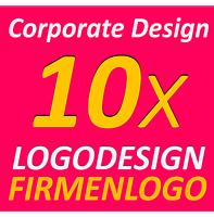10x Logo-Designvorschläge Logo TOP Design Grafikagentur; professionelles Layout