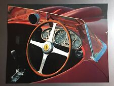 1957 Ferrari 355 S MM Spider Print, Picture, Poster RARE!! Awesome L@@K