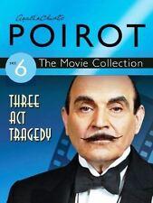 DVD Agatha Christie's Poirot - Three Act Tragedy: David Suchet Martin Shaw