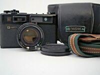 """""""Exc+++++ in Case"""" YASHICA Electro 35 GT Rangefinder Film Camera From Japan 458"""