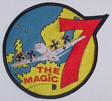 Écusson patch Marine MFG 3 The magig 7-p-3c Orion... a3326