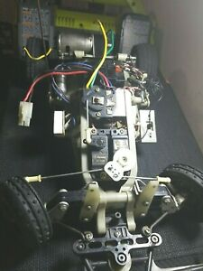 Used  TAMIYA The FROG 1/10th Scale R/C From Japan/ Parts or Repairs