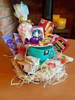 Christmas AFTERNOON Tea Gift Hamper  Thank You Get Well Birthday FOR HER HIM