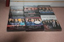 Law & Order: The 1, 2, 3, 4, 5, & 6 Year DVD *Brand New Sealed*