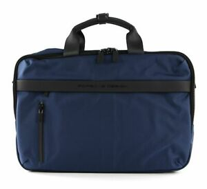 PORSCHE DESIGN Cargon CP BriefBag MHZ Laptoptasche Blue