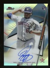 New ListingRogelio Armenteros Rc - Houston Astros - 2020 Finest Autographs #Fara