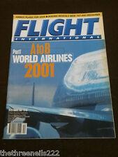 FLIGHT INTERNATIONAL # 4772 - BOEING 747-400 FREIGHTER - MARCH 20 2001