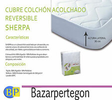 cubre colchón ajustable sherpa de alta calidad ,mattress covers, Matratzenbezüge