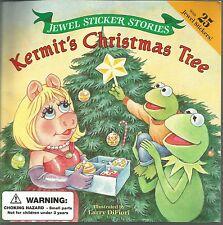Jewel Sticker Stories Kermit's Christmas Tree Sonali Fry PB Sticker's Missing