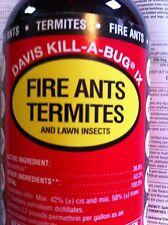 Kill-A-Bug IX outdoor spray kill termites, fire ants, spiders, scorpions, fleas