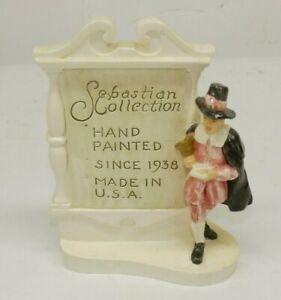 Sebastian Miniatures Hand-Painted Made in USA Figurine