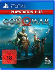 God of War, Sony Playstation 4, PS4