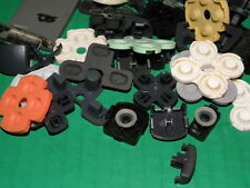 CONTROLLER REPAIR PARTS LOT OF PLAYSTATION 2 & 3 DUALSHOCK & SOME XBOX 360 3515