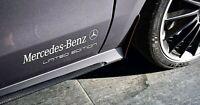 Pegatina sticker Edición limitada Amg Mercedes Benz 30 cm