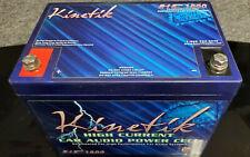 "Kinetik Hc1800 1800 Watt Car Battery/Power Cell 12V High Current Agm ""The Beast"""